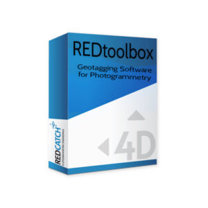 REDcatch REDtoolbox PPK and Geotagging Software